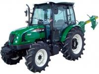 Садовый мини-трактор TTZ-LS U62