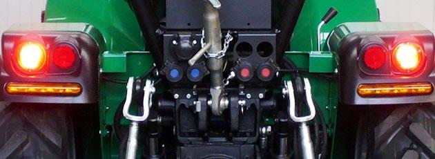 Минитрактор CROMO K30, К40 AR
