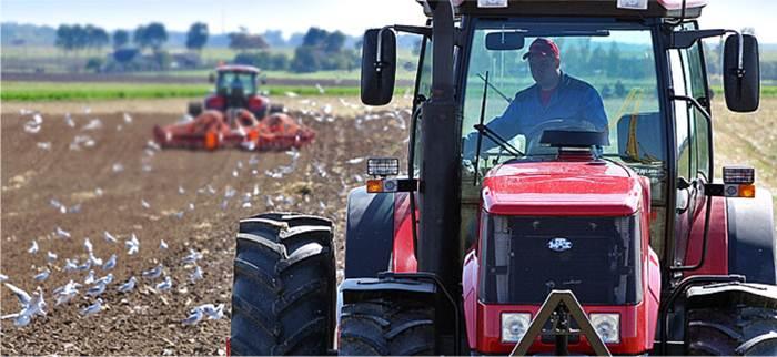 Каждый 10-й трактор в мире  из Беларуси